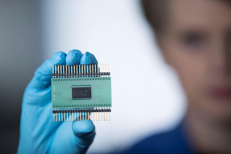 Radiation Hardened (Rad-Hard) System on Chip - NSTXL