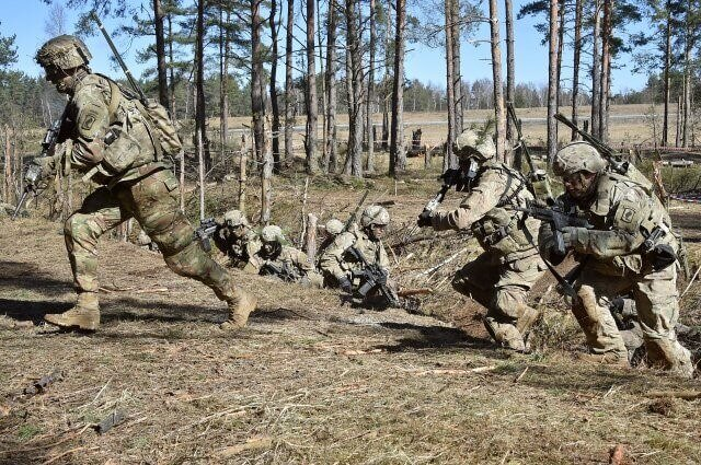 Military Drill