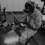 Soldier testing new platforms