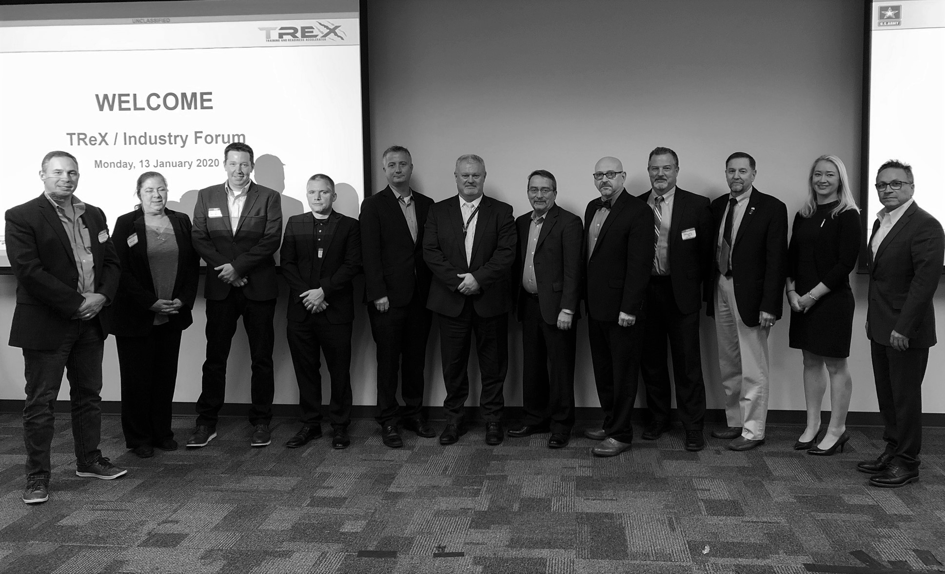 TReX Industry Day Forum_Jan2020