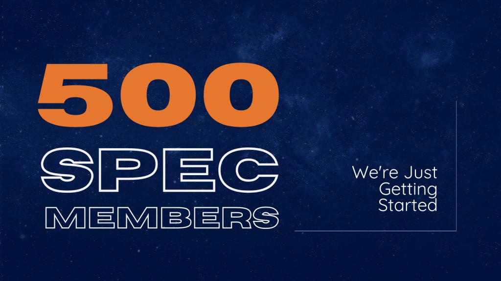 SpEC 500 members